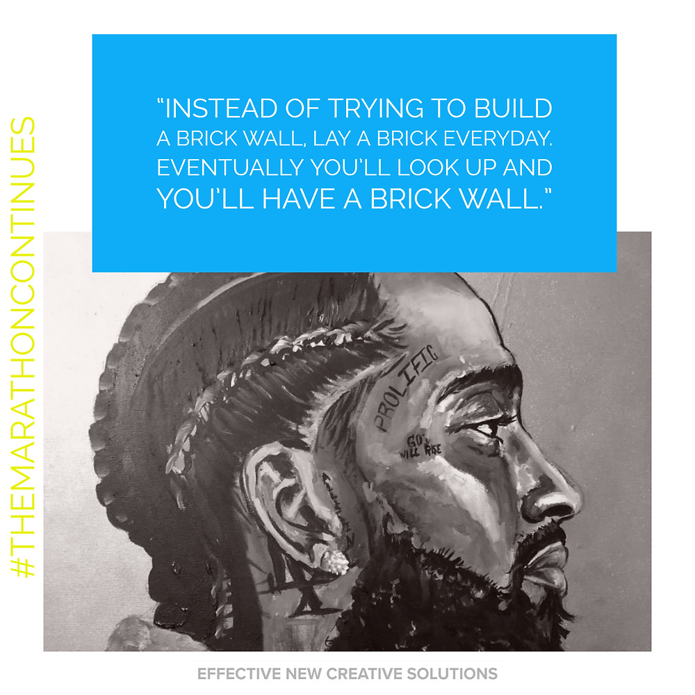 Nipsey Hussle, Effective New Creative Solutions, www.enc.solutions