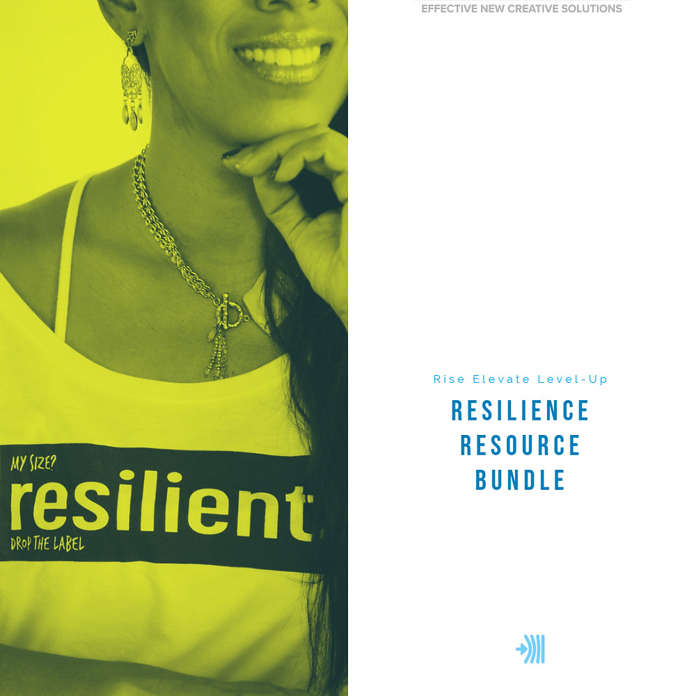 Effective New Creative Solutions Resilience eBook Bundle Cover