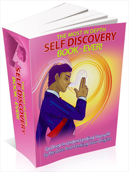 Book Cover Most In Depth Self-Discovery Book Ever