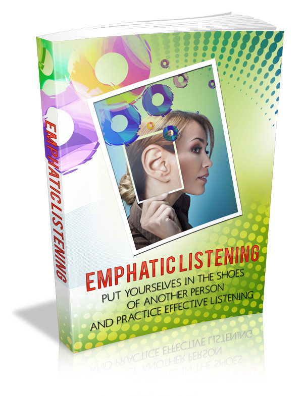 Book Cover Empathetic Listening