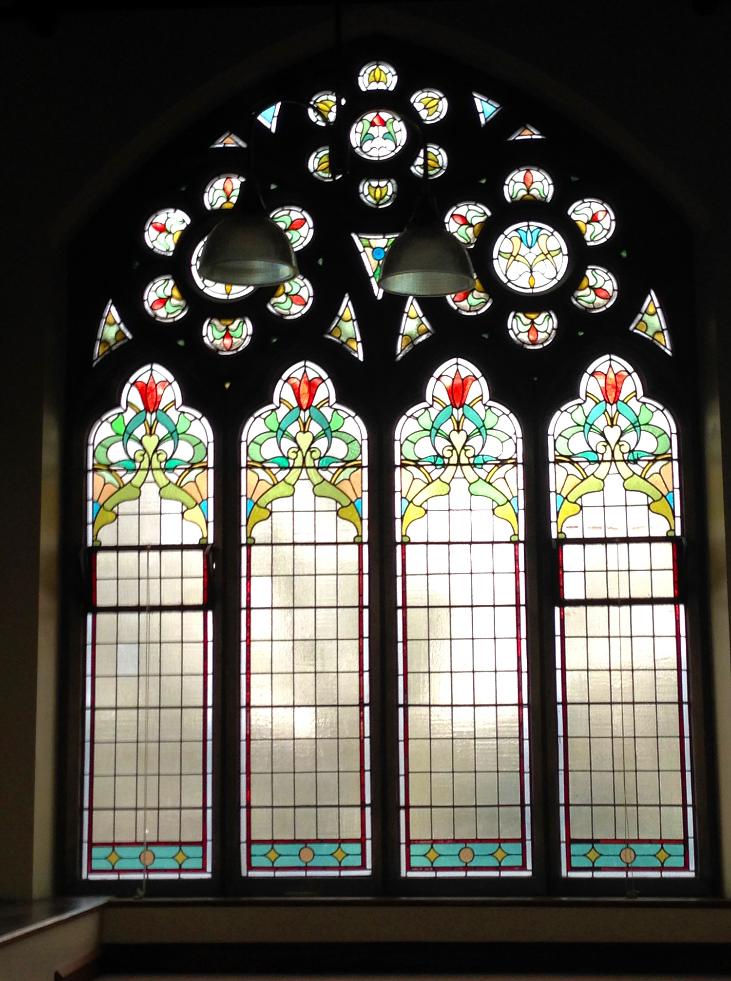 restoration and repair church window