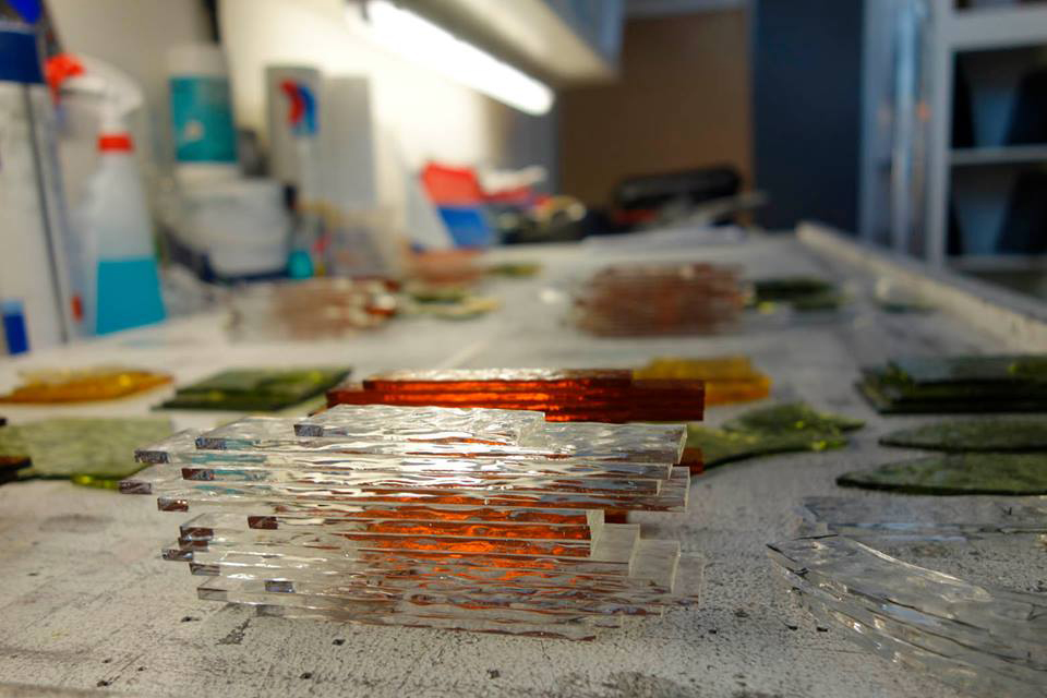maya glass studio chiswick