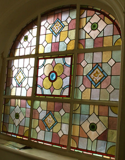 stained glass studio west london