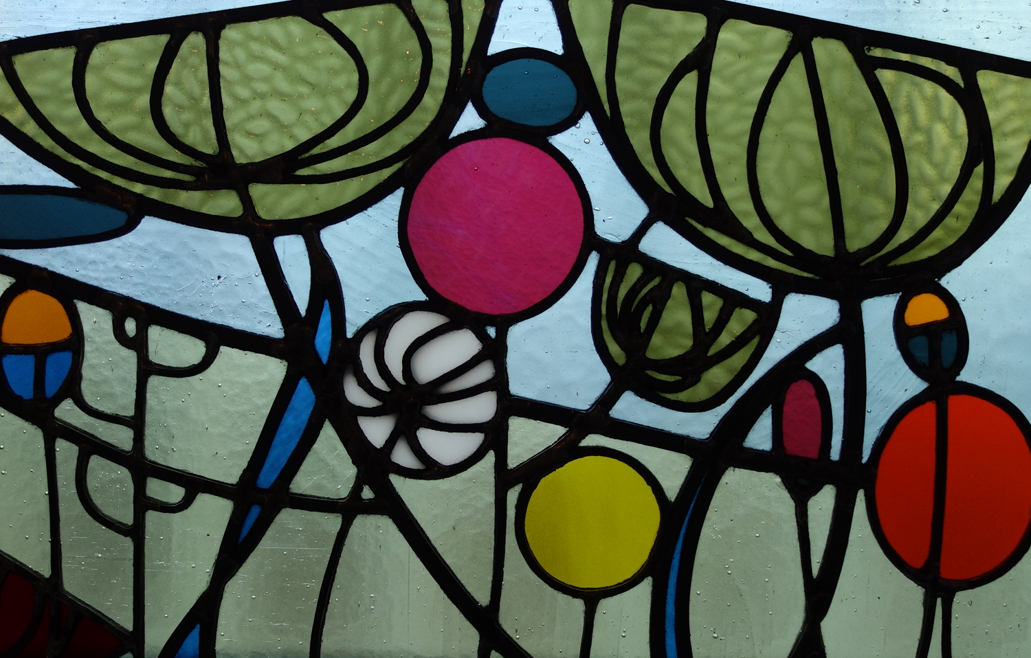 stained glass Ealing