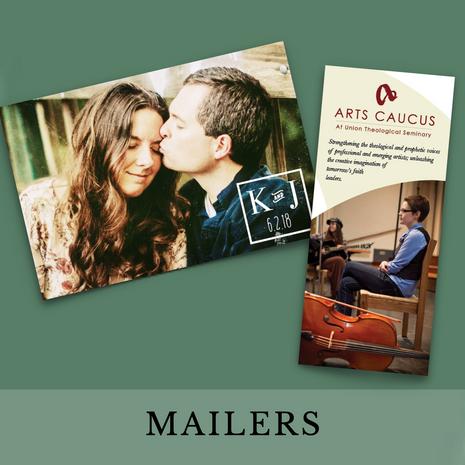 Postcards & Brochures