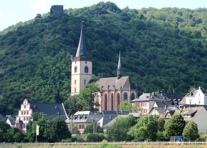 Assmannshausen Village
