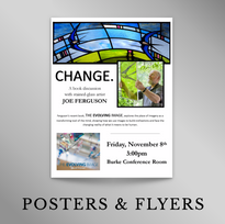 Posters & Flyers