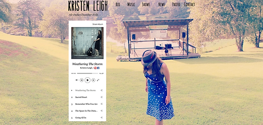 Kristen Leigh Official Music Page