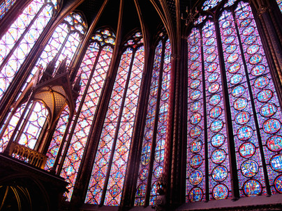 Sainte Chappelle, Paris