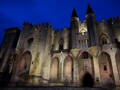 Palais de Papas, Avignon