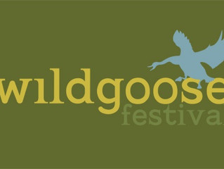 Performing at Wild Goose Festival '12