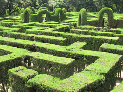 Labyrinth Park of Horta, Barcelona