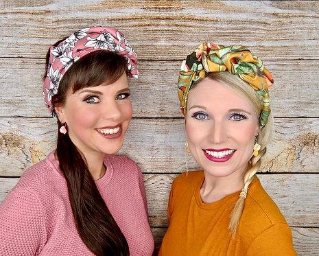 Turban Haarbänder