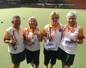 Winners Kilmore Ladies Centennial Tourna