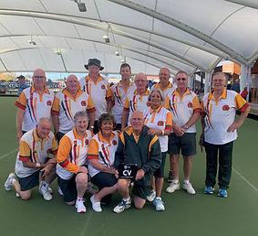 Mid-Week Div 1 team in 2020-21 Champion