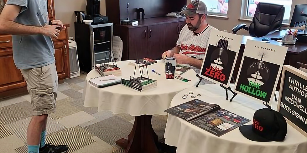 Book Signing Event at Hondo Public Library