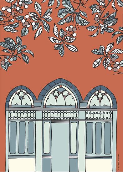 "Print ""Beirut Window Series 3"""