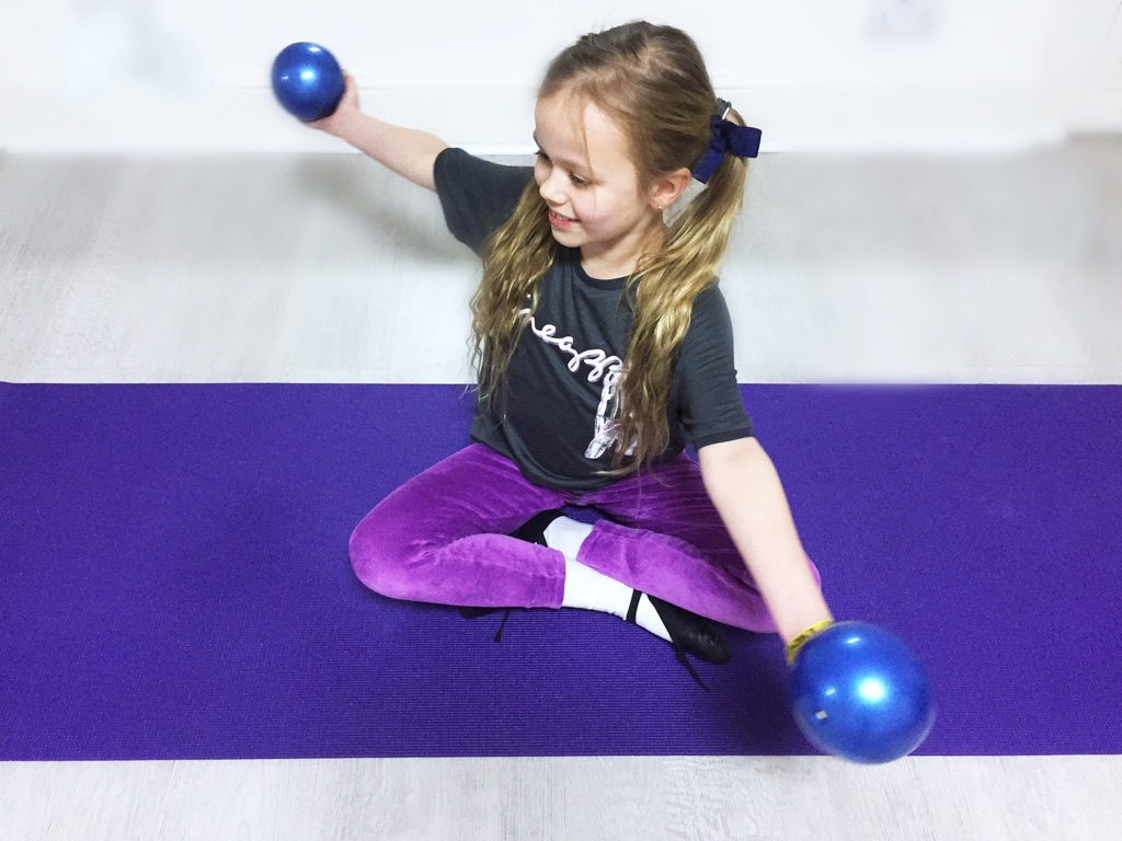 Pilates for Kids and Teens