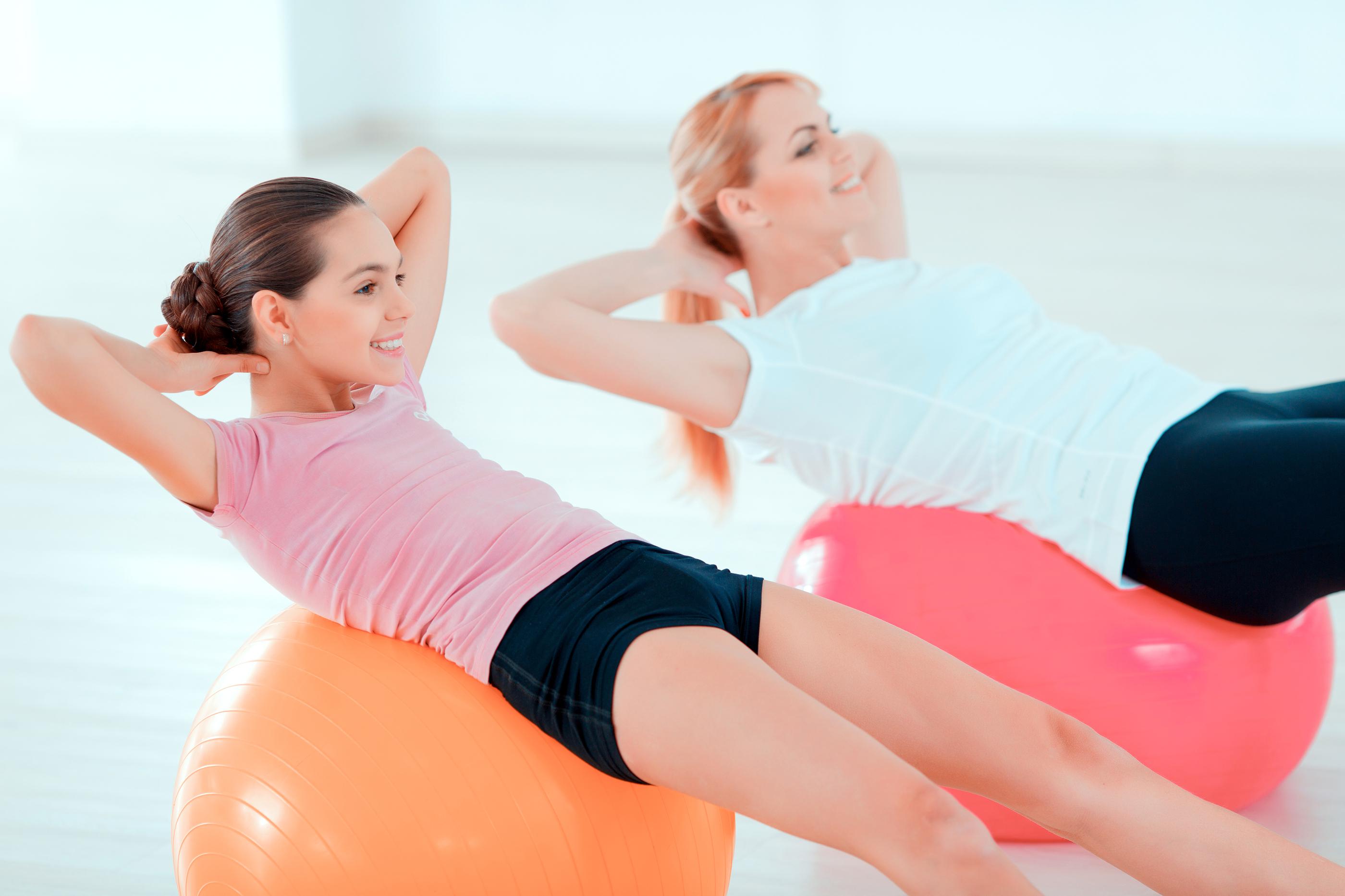 New! Kids & Teens Pilates clubs