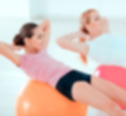 New in West London Kids and Teens Pilates after school club W5 Ealing body posture children