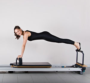 Dynamic Reformer Pilates on an SPX Reformer private studio W5 Ealing best price