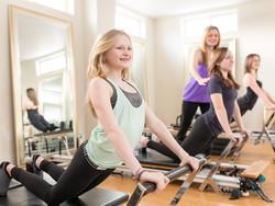 Reformer Pilates Teens