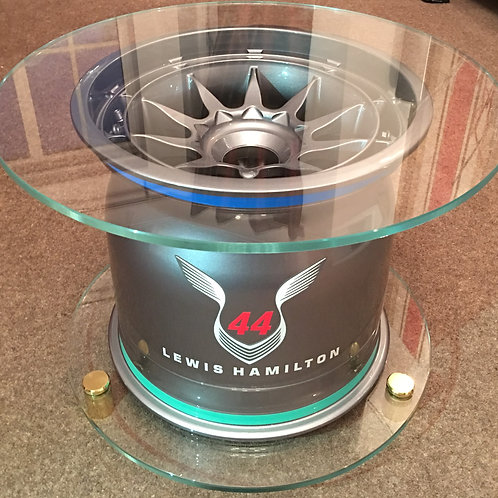 Lewis Hamilton Design - Genuine F1 Front Wheel With C.O.A