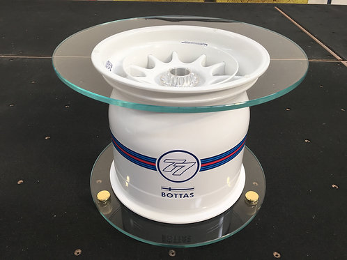 Valtteri Bottas Martini Design - Genuine F1 Front Wheel