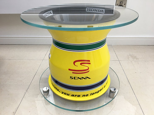 Ayrton Senna Tribute Design - Genuine F1 Rear Wheel