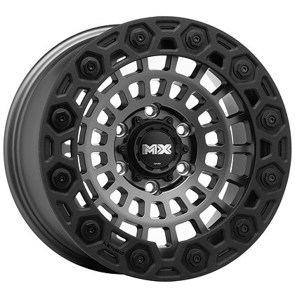 LENSO MX-SPIDER ANTHRACITE RUBBER RING