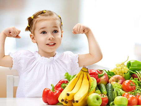 Nutrition Therapy for Kids: The Key to a Better Life