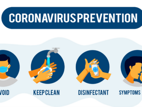 Guide to Coronavirus Prevention