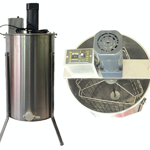 Honey extractor 3/6 frame electric