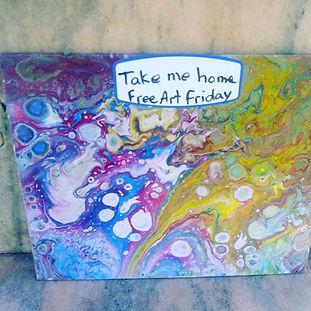Free Art FriYay! #freartfriday