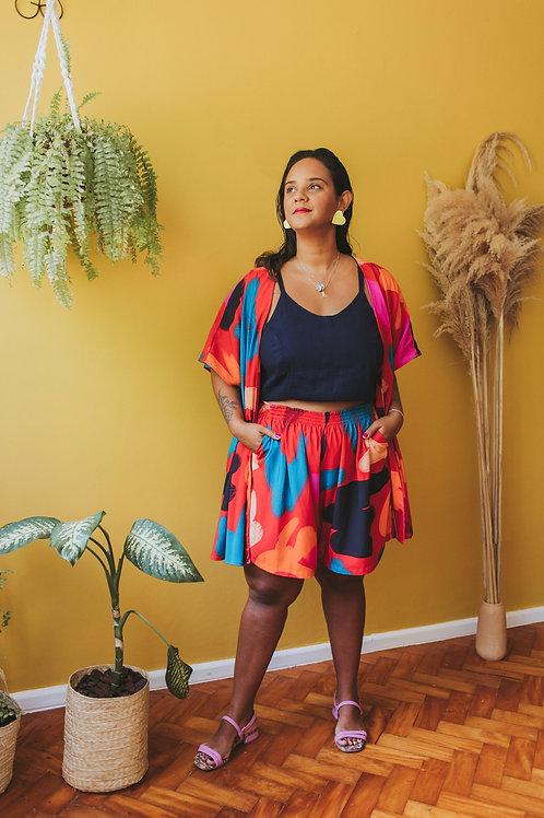 Short com bolso | Frida