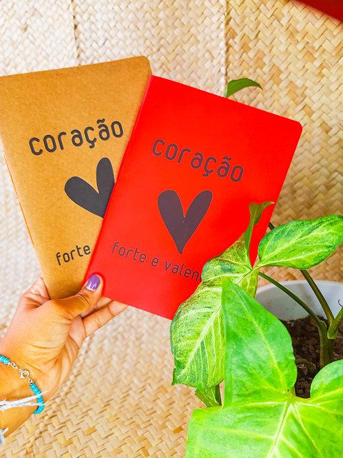 Caderno Coração