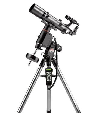 Telescope and EQ Mount