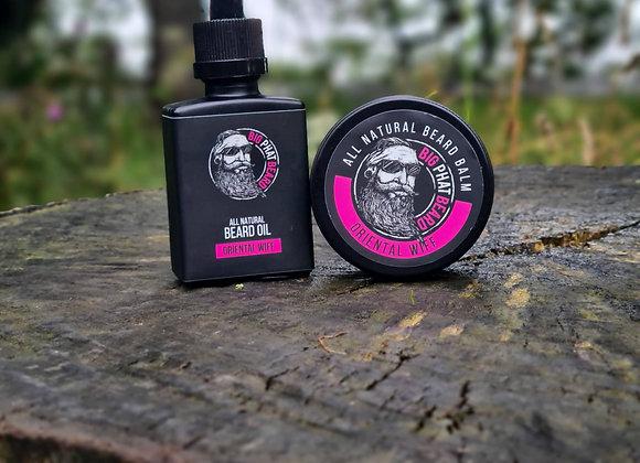 Oriental Wiff Oil & Balm Combo