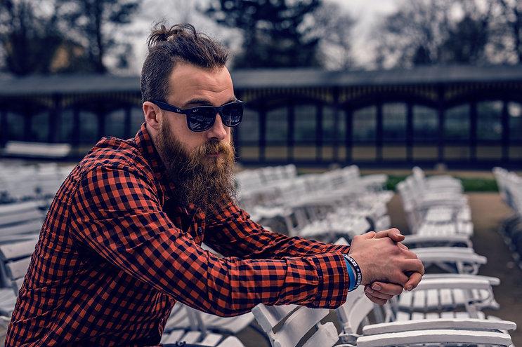 Cool Bearded Guy - Big Phat Beard