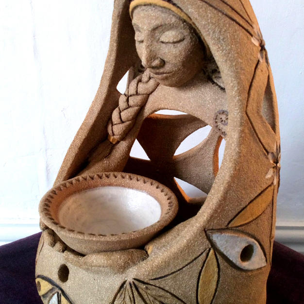 An offering bowl