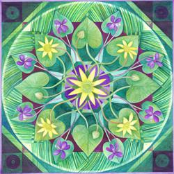 Celandines and Violets