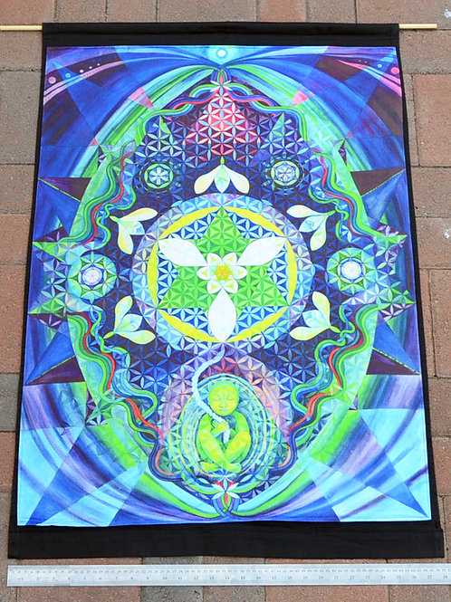 'A Portal of Possibility' Wall Hanging
