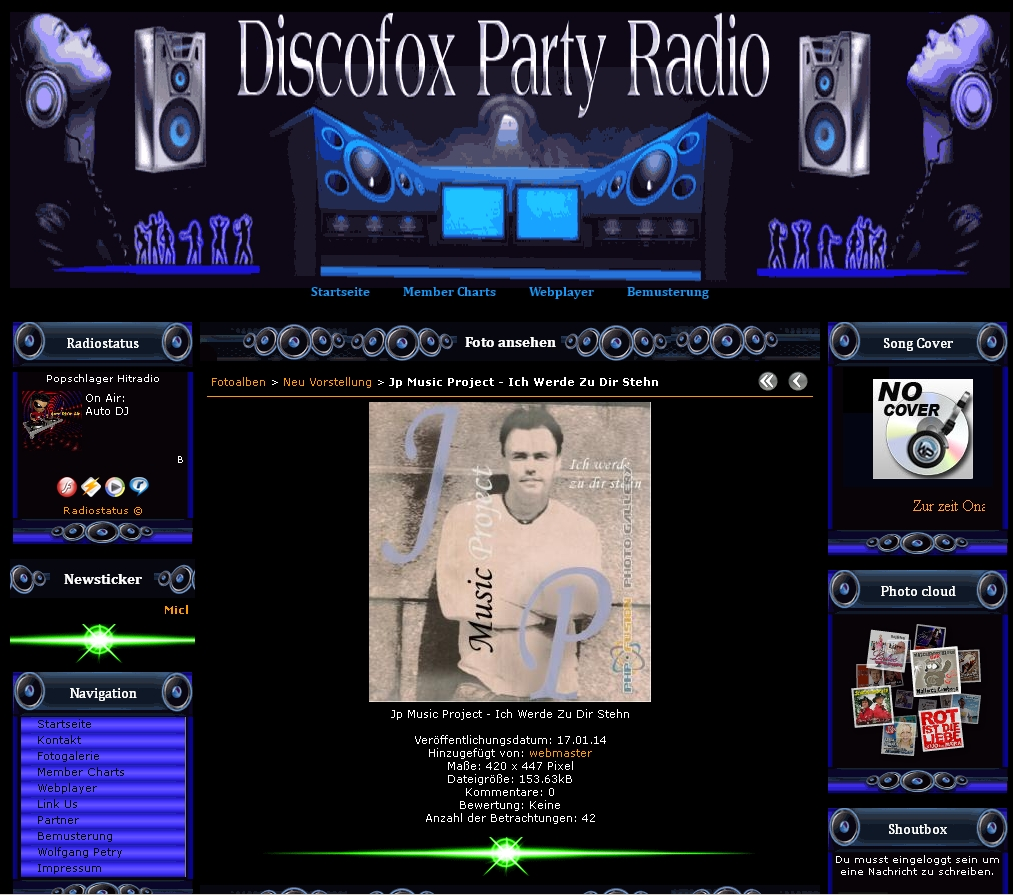 Discofox Party Radio
