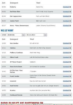 Raute FM Playlist