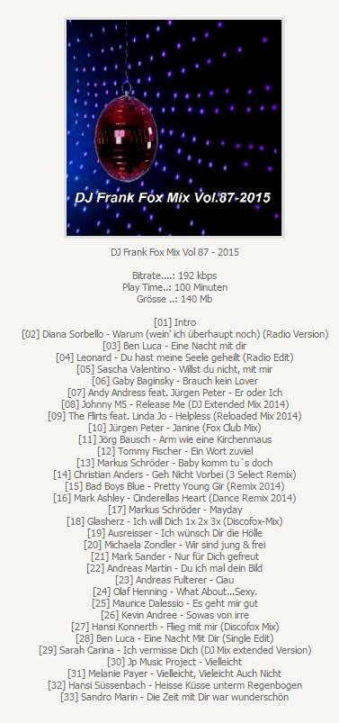 DJ Frank 87