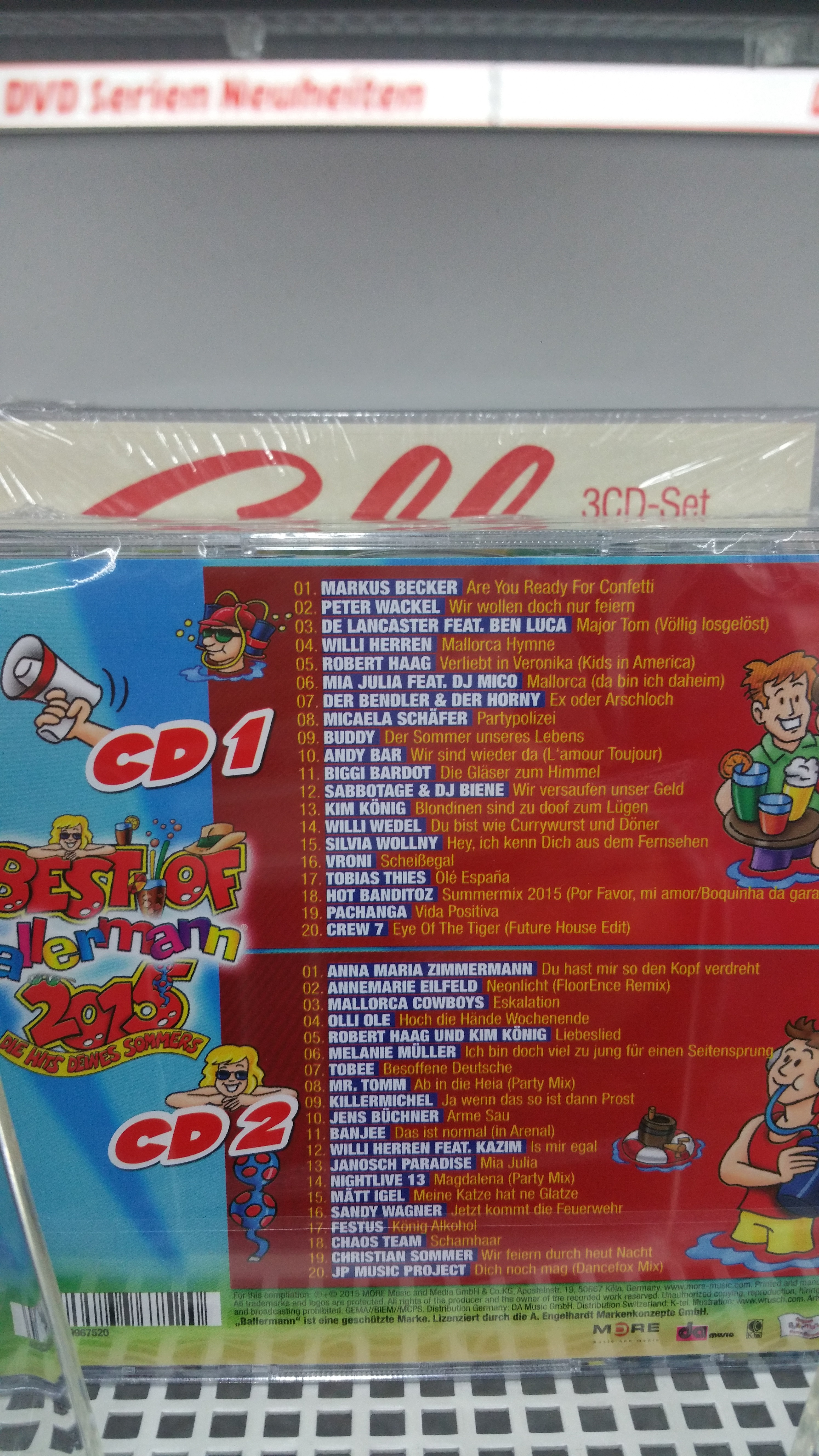 Ballermann CD