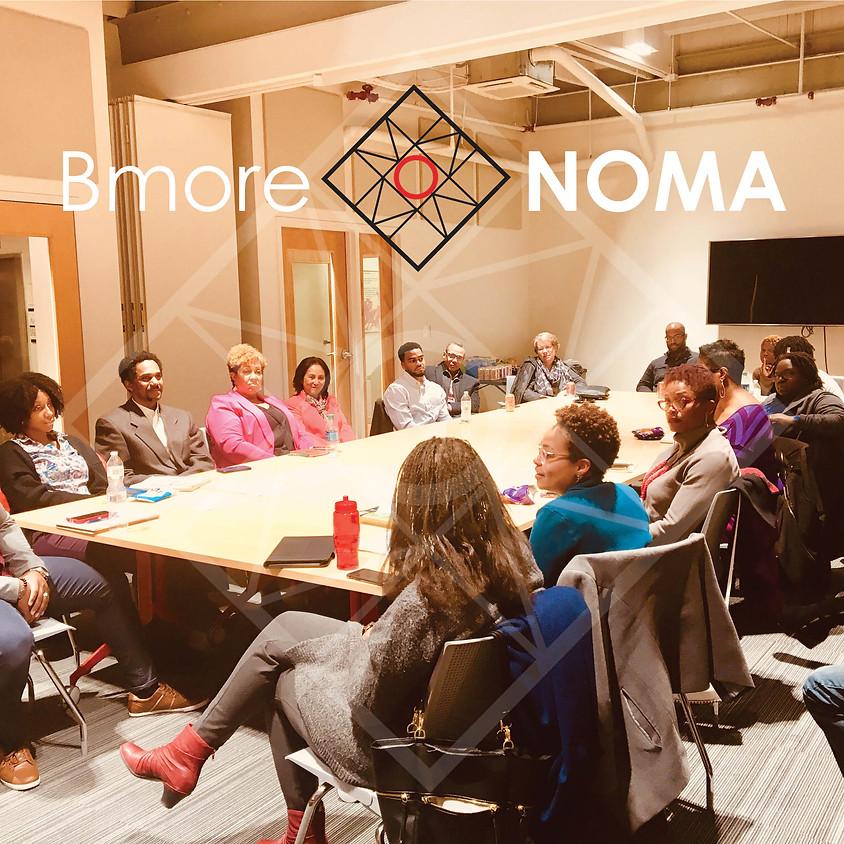 Bmore NOMA: General Body Meeting (2021- Quarter 1)