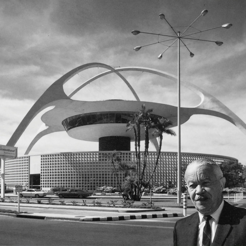 """Bmore NOMA Humpday Happy Hour - """"HOLLYWOOD'S ARCHITECT: THE PAUL R. WILLIAMS STORY"""" (Screening & Potluck)"""