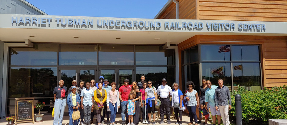 Bmore NOMA Visits: Harriet Tubman Underground Railroad Visitor Center