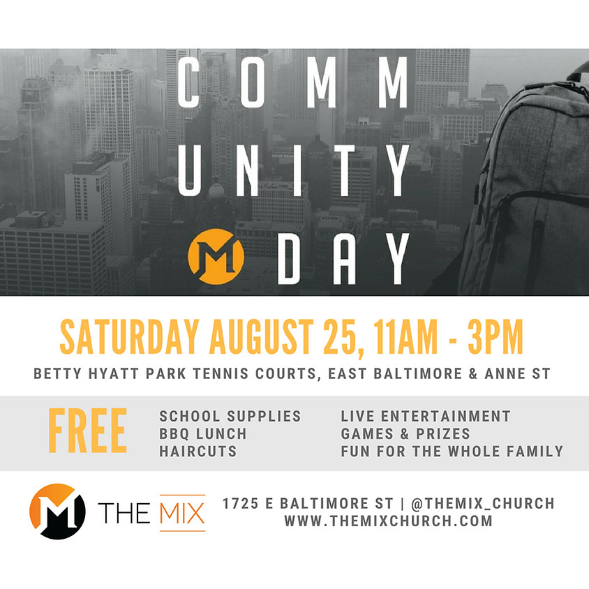 Community Day at the Mix Church
